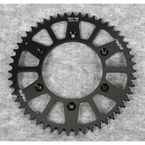 51 Tooth Black Anodized Rear Works Triplestar Aluminum Sprocket - 5-355951BK