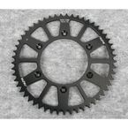 53 Tooth Black Anodized Rear Works Triplestar Aluminum Sprocket - 5-355953BK