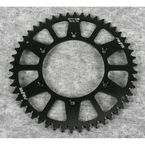 50 Tooth Black Anodized Rear Works Triplestar Aluminum Sprocket - 5-357750BK