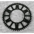 51 Tooth Black Anodized Rear Works Triplestar Aluminum Sprocket - 5-357751BK