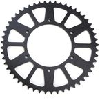 Black Anodized Rear 53 Tooth Sprocket - 5-357735BK