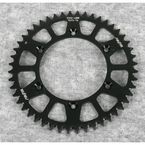 48 Tooth Black Anodized Rear Works Triplestar Aluminum Sprocket - 5-359248BK