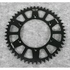 50 Tooth Black Anodized Rear Works Triplestar Aluminum Sprocket - 5-359250BK