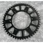 51 Tooth Black Anodized Rear Works Triplestar Aluminum Sprocket - 5-359251BK