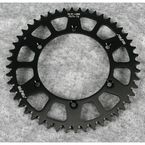 48 Tooth Black Anodized Rear Works Triplestar Aluminum Sprocket - 5-361948BK