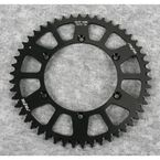 50 Tooth Black Anodized Rear Works Triplestar Aluminum Sprocket - 5-361950BK
