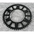 51 Tooth Black Anodized Rear Works Triplestar Aluminum Sprocket - 5-361951BK