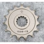 15 Tooth Front Sprocket - JTF1536.15