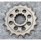 17 Tooth Front Sprocket - JTF404.17