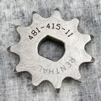 11 Tooth Front Sprocket - 481--415-11P