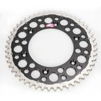 49 Tooth Black TwinRing Heavy-Duty Sprocket - 1540-520-49GPBK