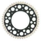 50 Tooth Black TwinRing Heavy-Duty Sprocket - 2240-520-50GPBK