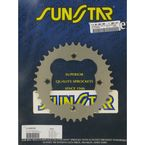 38 Tooth Aluminum Sprocket - 5-346538