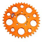 Orange Rear Sprocket - 48041538POR