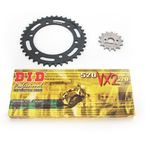 VX2 X-Ring Chain and Sprocket Kit - DKH-010
