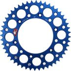Blue Rear Sprocket - 224U-520-48GPBU