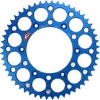 Blue Rear Sprocket - 224U-520-52GPBU