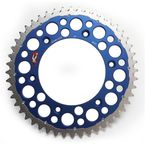 Blue TwinRing Rear Sprocket - 2240-520-48GPBU
