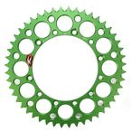 Green Rear Sprocket - 112U52048GEG