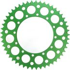 Green Rear Sprocket - 112U52049GEG