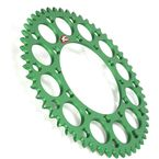 Green Rear Sprocket - 112U-520-53GEGN