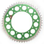 Green TwinRing Rear Sprocket - 112052050GPG