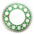 Green TwinRing Rear Sprocket - 112052051GPG