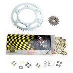 520ZRE Chain and Sprocket Kits - 5ZRE/110KHO035