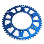 Blue Works Aluminum  Rear Sprocket - 5-359250BL