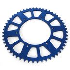 Blue Works Aluminum  Rear Sprocket - 5-359252BL