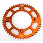 Orange Works Aluminum Rear Sprocket - 5-248151OR