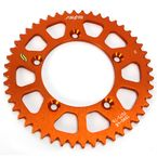 Orange Works Aluminum Rear Sprocket - 5-139048OR