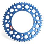 Blue Husqvarna Rear Sprocket - 441U-428-49GPBU