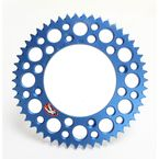 Blue Husqvarna Rear Sprocket - 441U-428-50GPBU