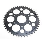Lightweight Steel 46 Tooth Rear Sprockets - 8891-520-46