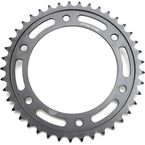 Induction Hardened Black Zinc Finished 525 41 Tooth Rear Sprocket - JTR1307.41ZB