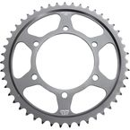 Induction Hardened Black Zinc Finished 47 Tooth Rear Sprocket - JTR1479.47ZB