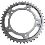 Induction Hardened Black Zinc Finished 525 41 Tooth Rear Sprocket - JTR1792.41ZB