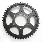Induction Hardened Black Zinc Finished 530 45 Tooth Rear Sprocket - JTR816.45ZBK