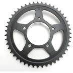 Induction Hardened Black Zinc Finished 530 47 Tooth Rear Sprocket - JTR829.47ZBK