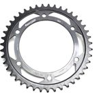 Steel Rear Sprocket - RFE-1307-43-BLK