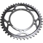 Rear Steel Sprocket - RFE-1800-43-BLK