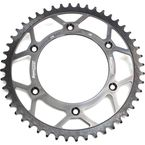 Steel Rear Sprocket - RFE-210-48-BLK