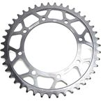 Steel Rear Sprocket - RFE-487-43-BLK