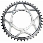 Steel Rear Sprocket - RFE-702-42-BLK