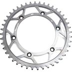 Steel Rear Sprocket - RFE-808-44-BLK