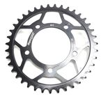 Steel Rear Sprocket - RFE-823-39-BLK