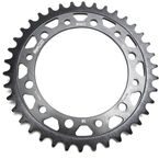 Steel Rear Sprocket - RFE-8462-38-BLK