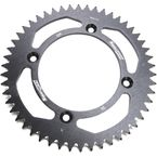 Black Aluminum Rear Sprocket - RAL-209-50-BK
