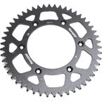 Black Aluminum Rear Sprocket - RAL-210-50-BK
